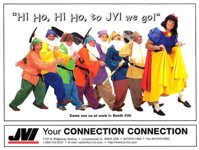 PCI Convention Ad Orlando 2000