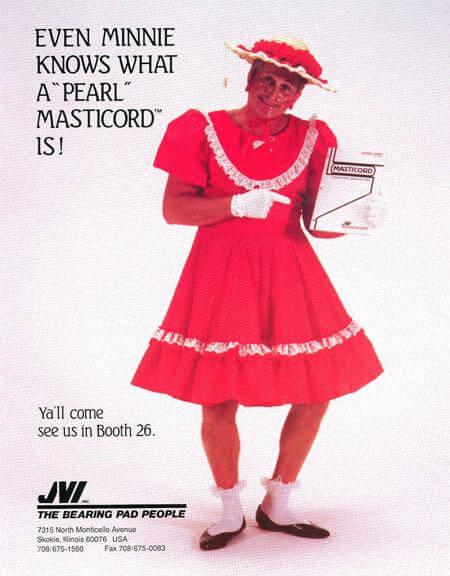 PCI Convention Ad Nashville 1992